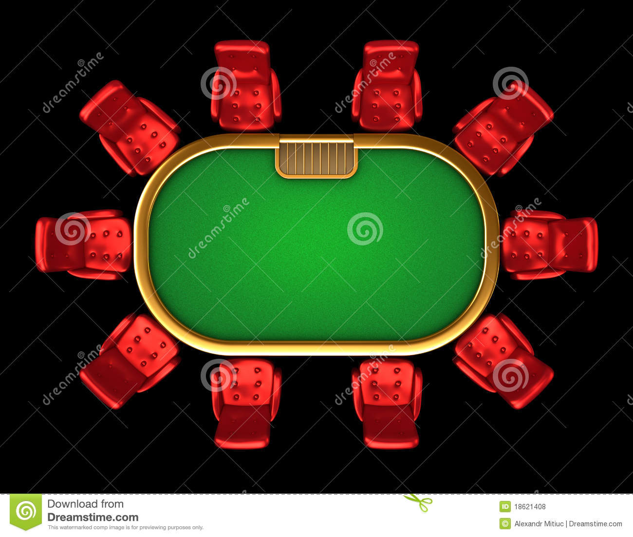chairs for gaming xbox one chair poker table with top view stock illustration - of house, luck: 18621408
