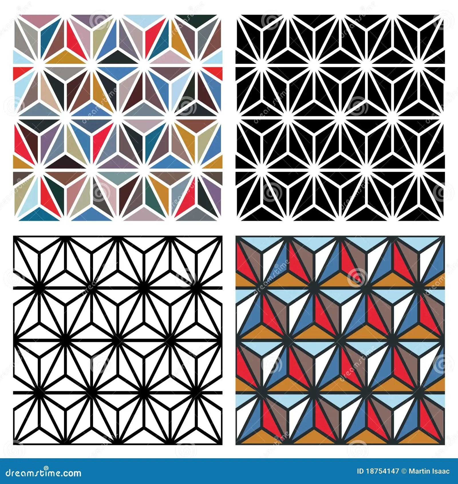 Tessellation Patterns Worksheets