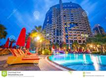 Pool Area Of Resort Khalidiya Palace Rotana Editorial