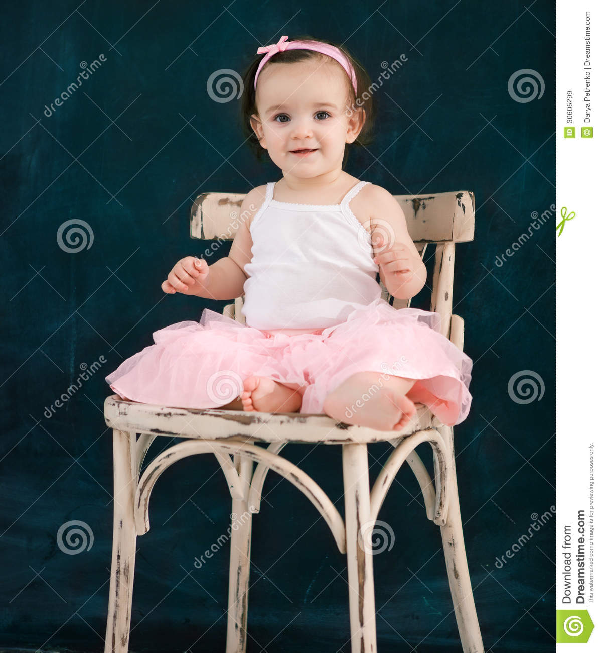 baby chair 1 year old office ergonomic sale portrait of the one wearing ballet suit
