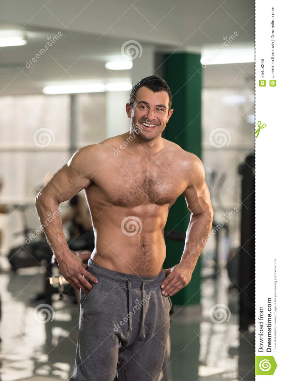 picture Hairy Muscle Guys dreamstime com