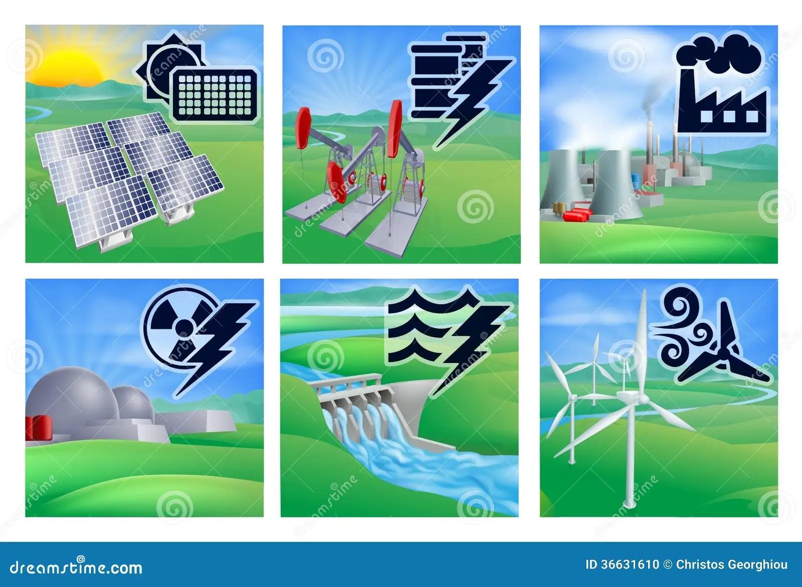 Alternative Energy Different Types Of Alternative Energy