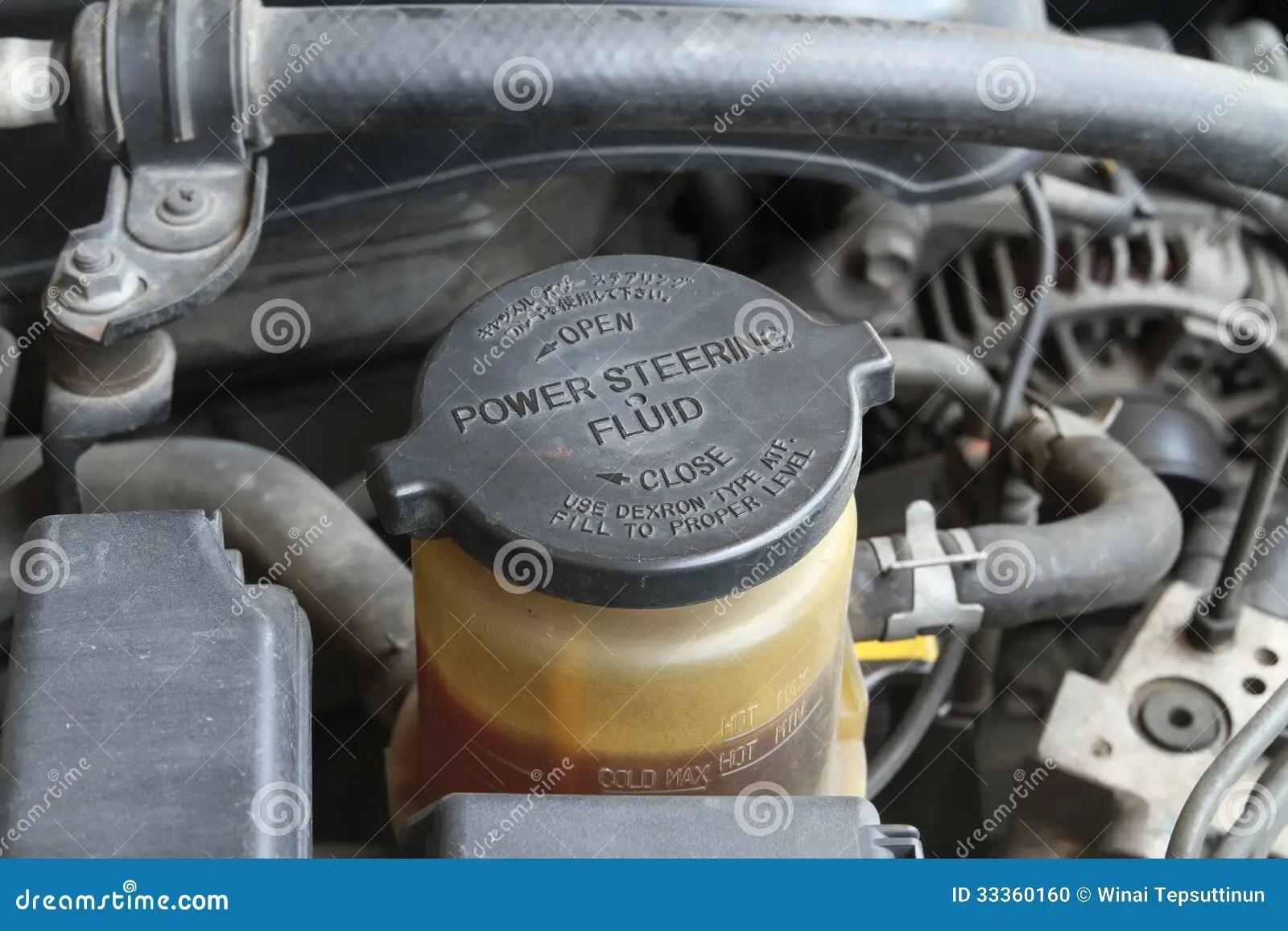 Dodge Dakota Fuel Pump Wiring Power Steering Fluid Cap Stock Photo Image 33360160