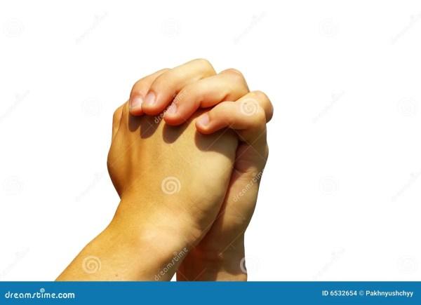 Praying Hands Prayer