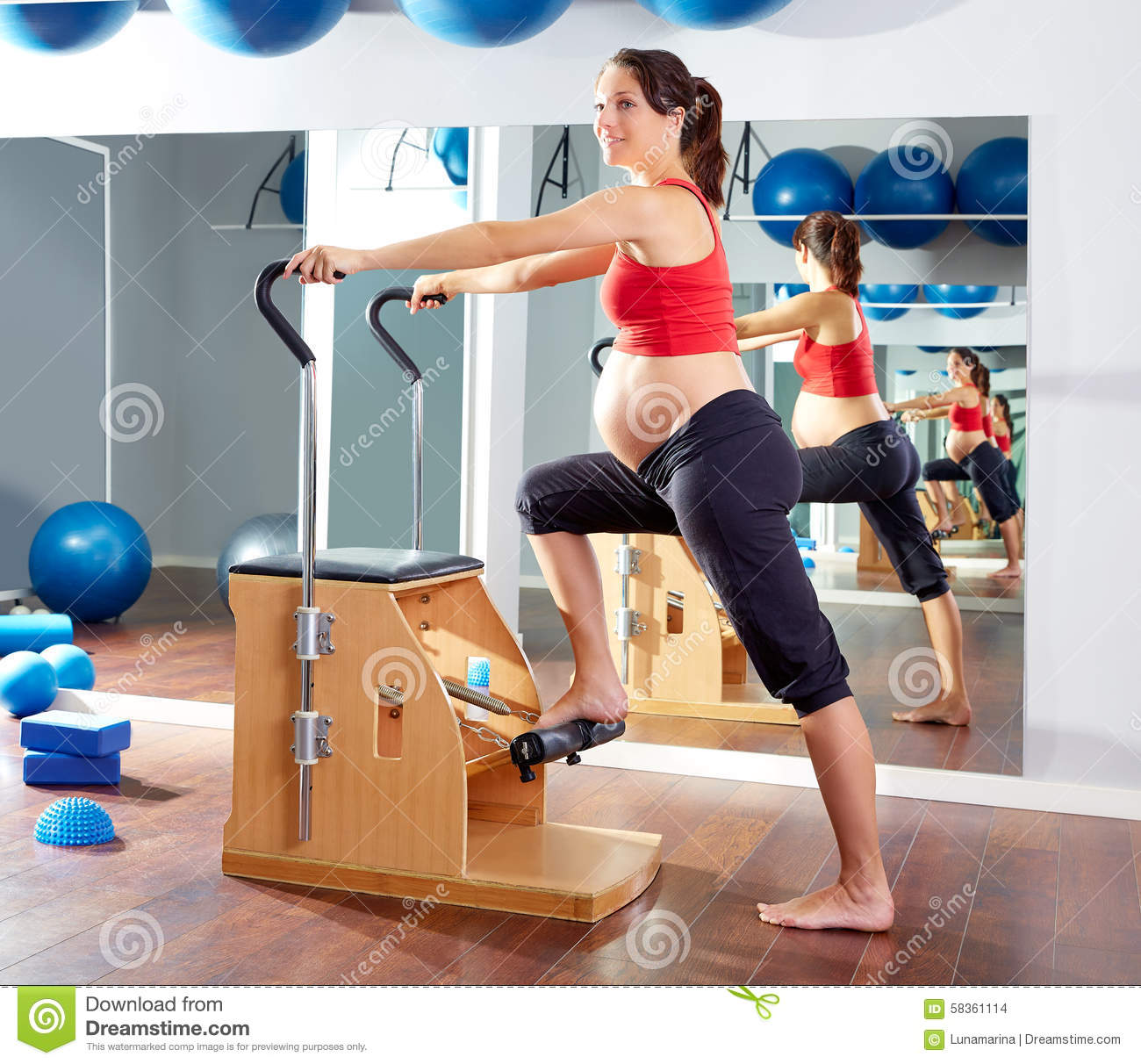 gym chest chair top 10 massage chairs pregnant woman pilates exercise wunda stock photo image of