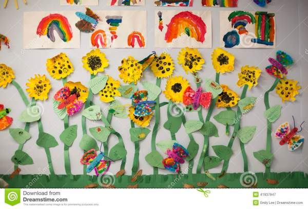 Preschool Classroom Art Projects