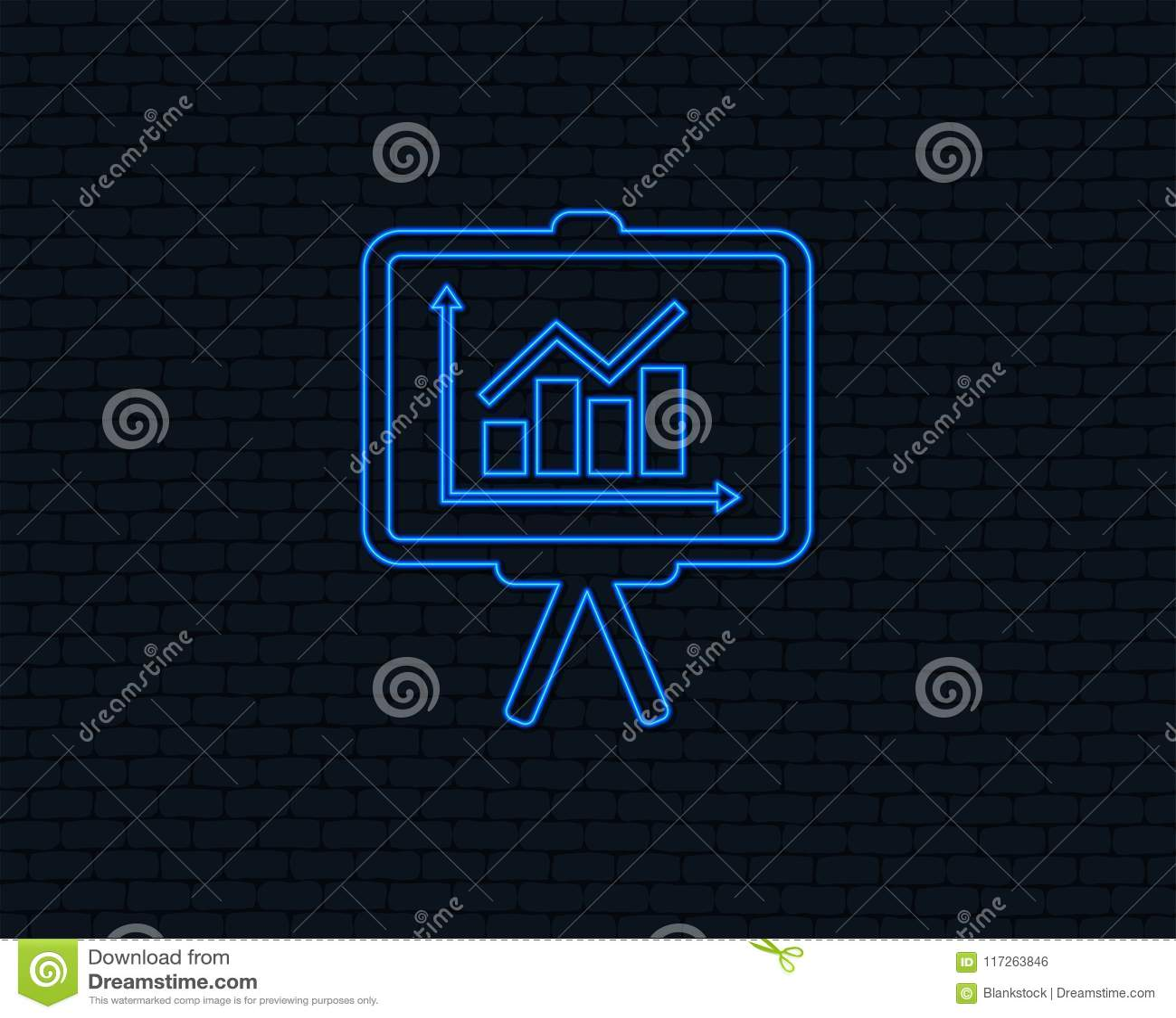 hight resolution of presentation billboard sign icon diagram symbol