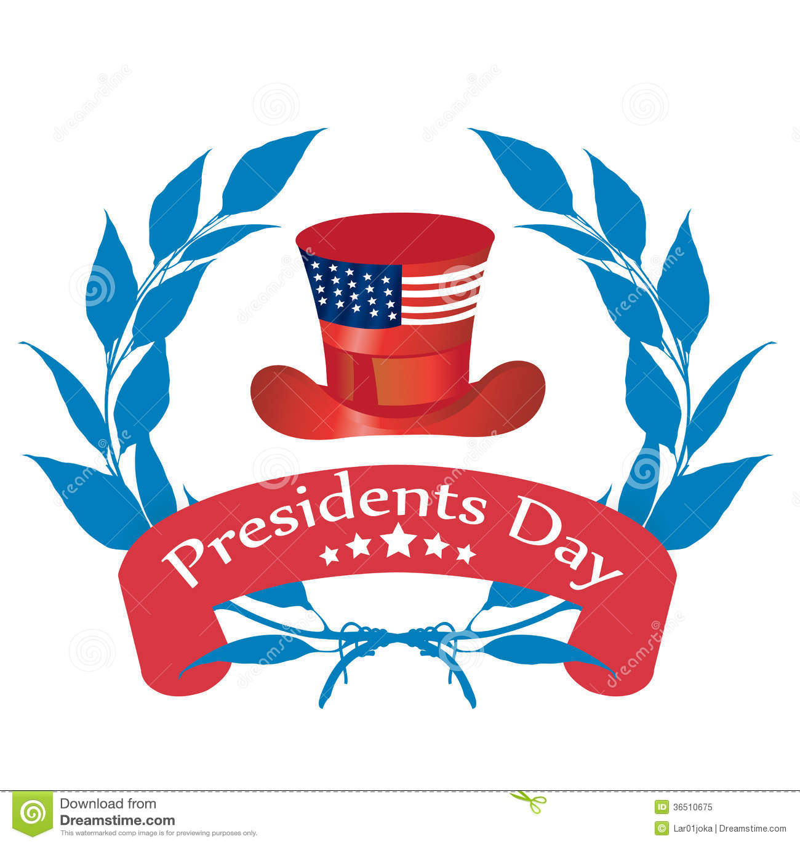 Presidents Day Stock Vector Illustration Of Gra Nt