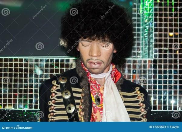 Prince Wax Figure Editorial Stock Of Artist