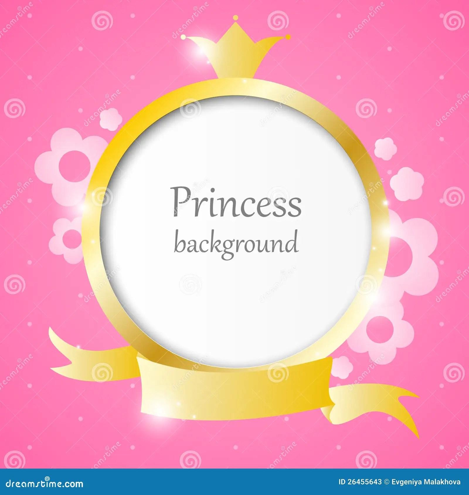 Princess Background Stock Photos Image 26455643