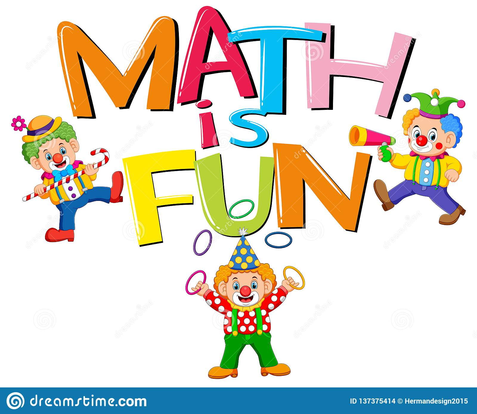 Math Fun Stock Illustrations 5 675 Math Fun Stock