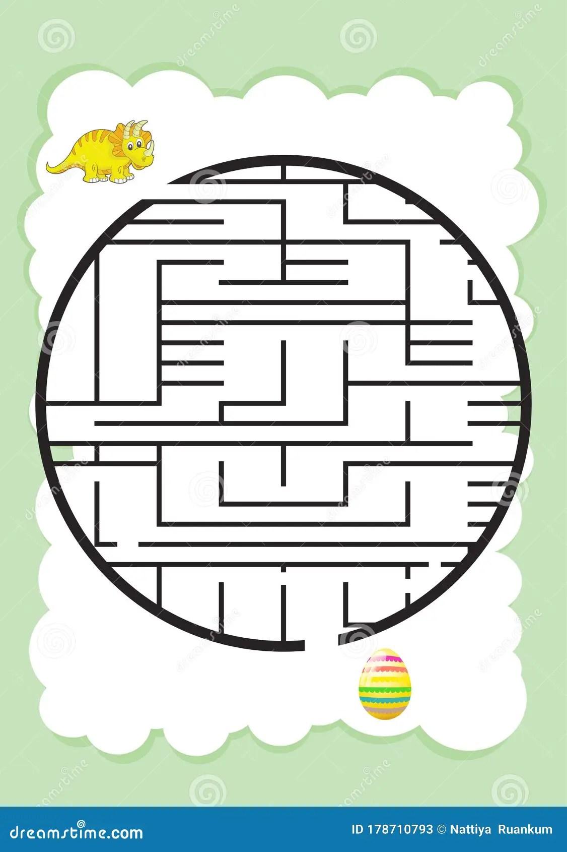 Printable Mazes For Kids Maze Games Worksheet For