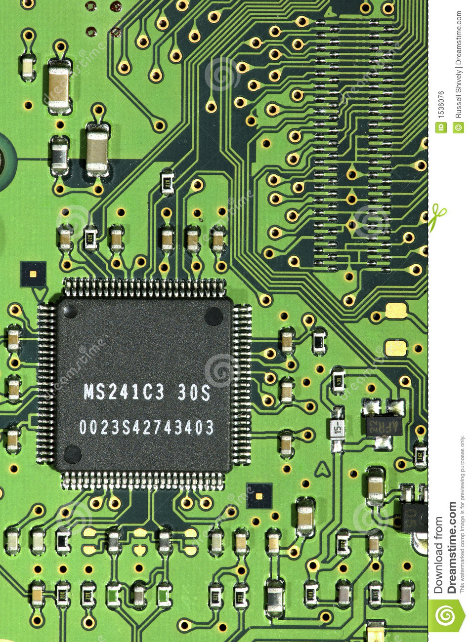 Printed Circuit Board Royalty Free Stock Images Image 30611849