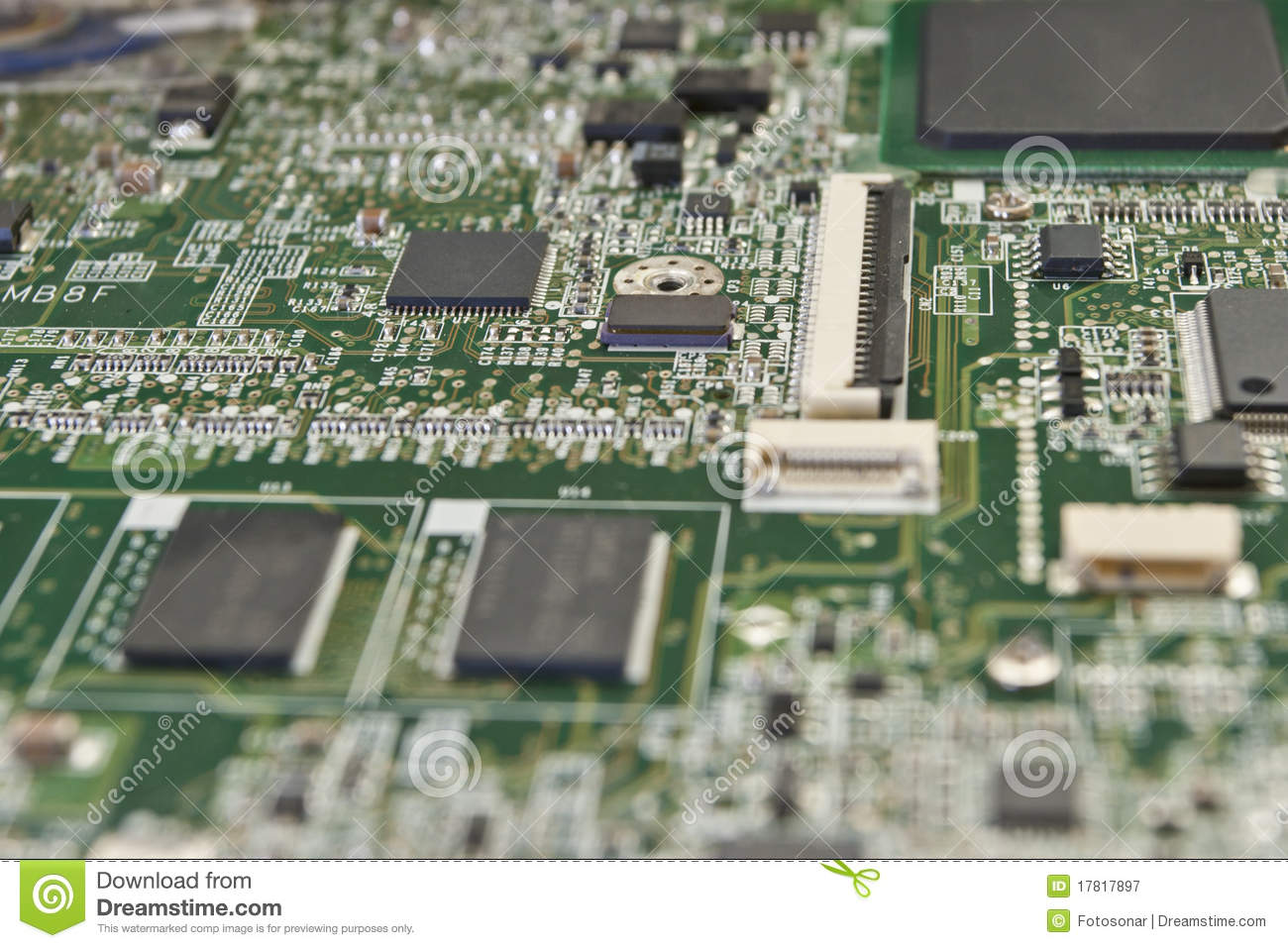 Circuit Board Royalty Free Stock Photography Image 37035407