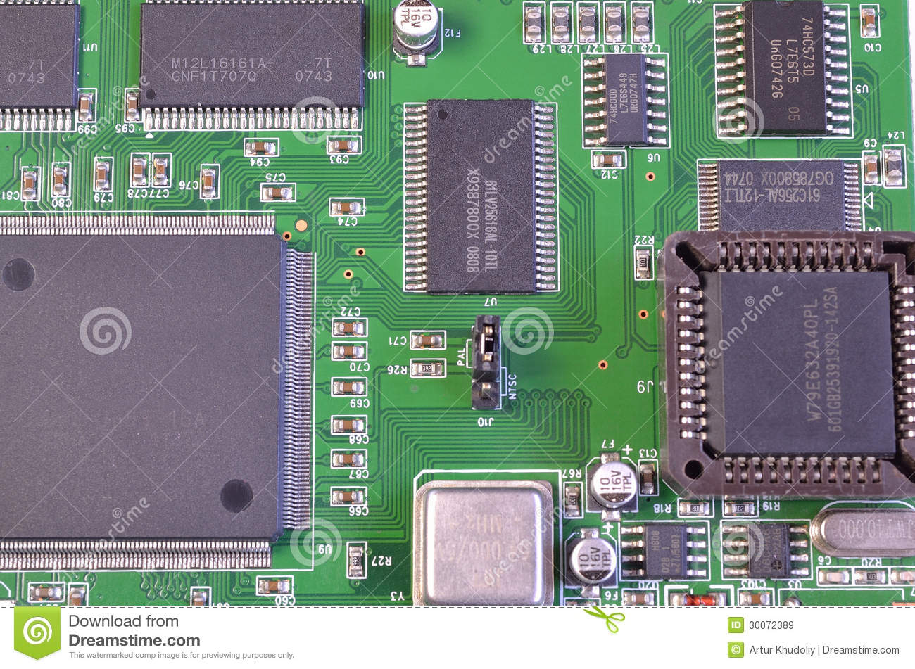 Electronic Components Blog April 2013