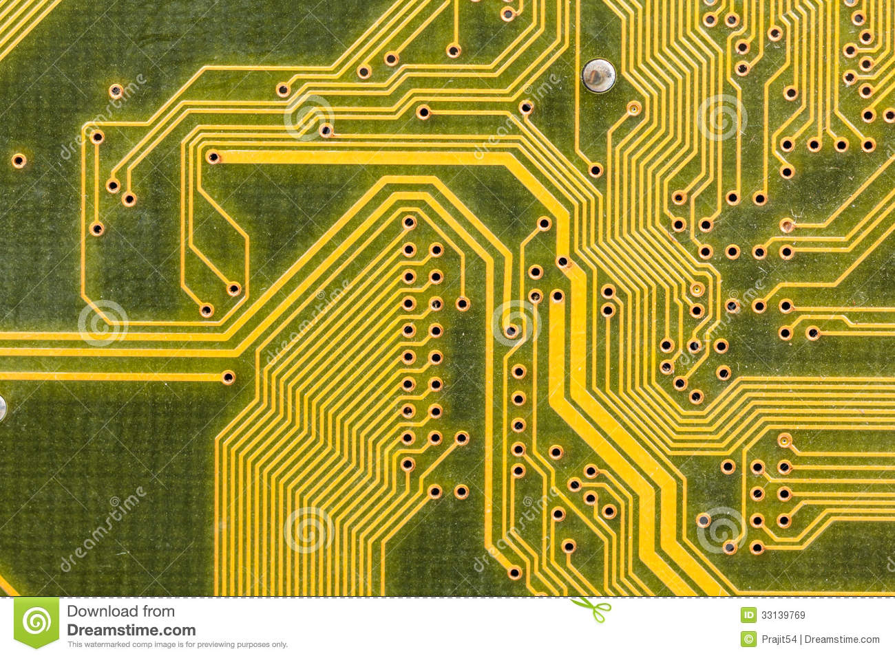 Circuit Board Royalty Free Stock Images Image 32547849