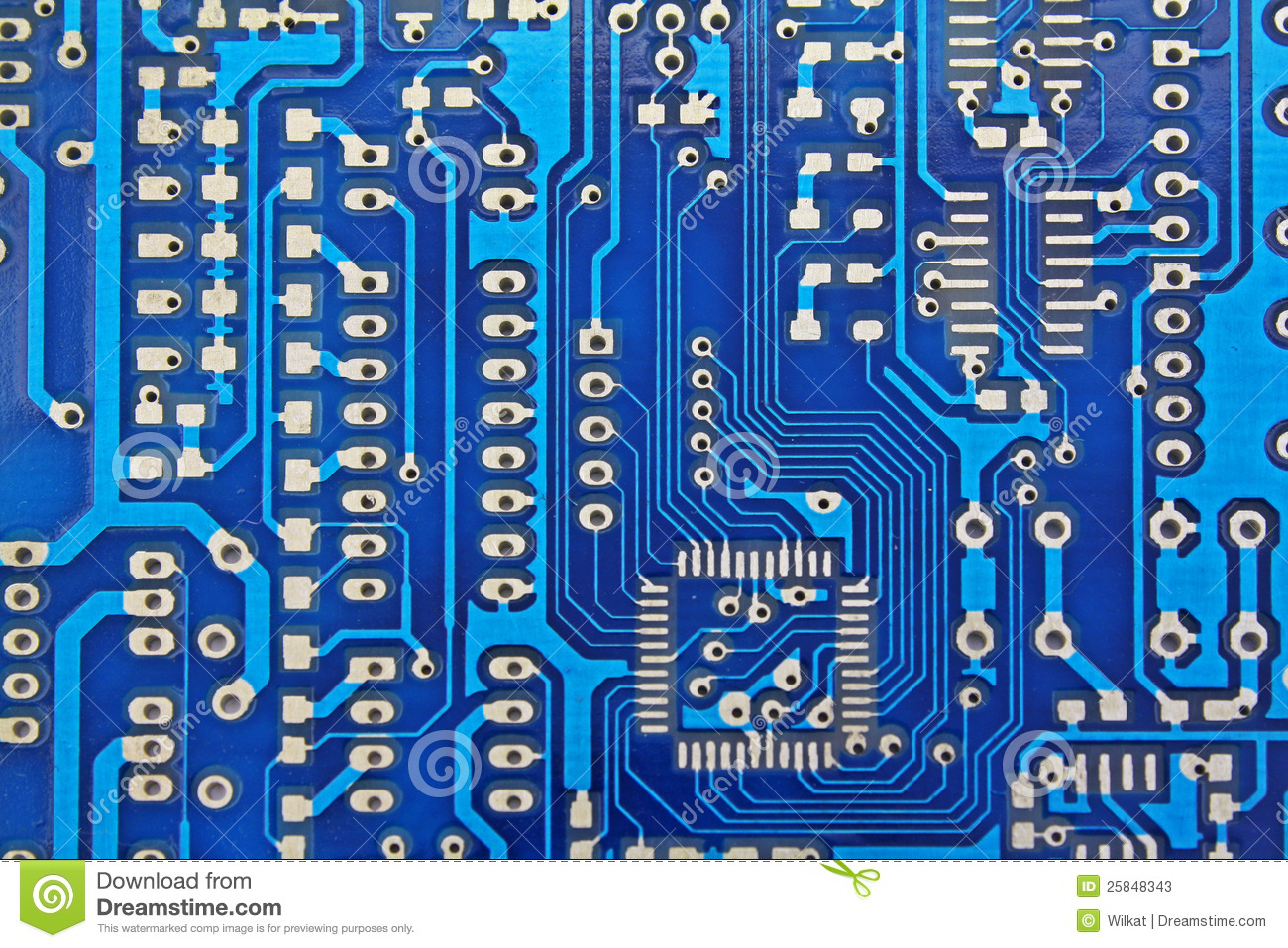 Printed Circuit Board Royalty Free Stock Photos Image 12915608