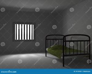 Jail Room Background 6