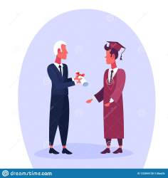 cartoon graduate graduation