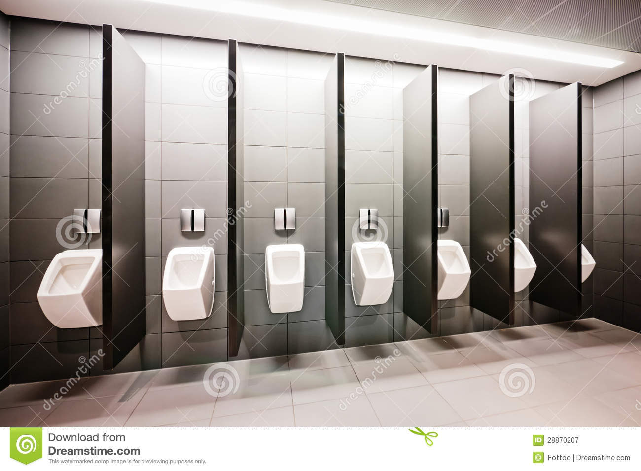 Public Restroom Royalty Free Stock Photography  Image