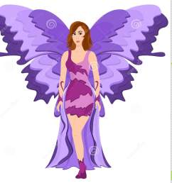 purple butterfly fairy [ 1387 x 1300 Pixel ]