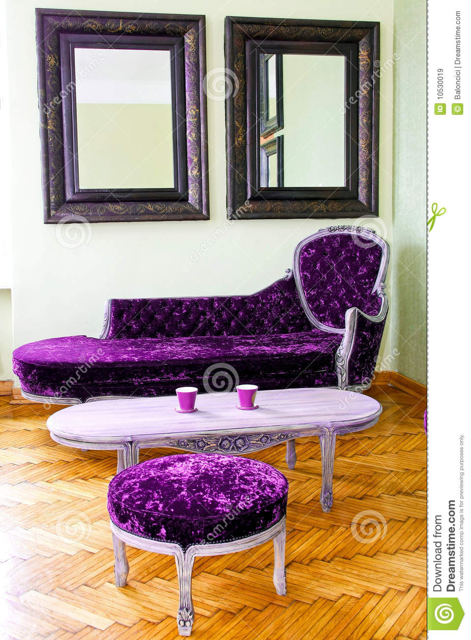 living room prices rug sets purple furniture stock image. image of sofa, table, ...