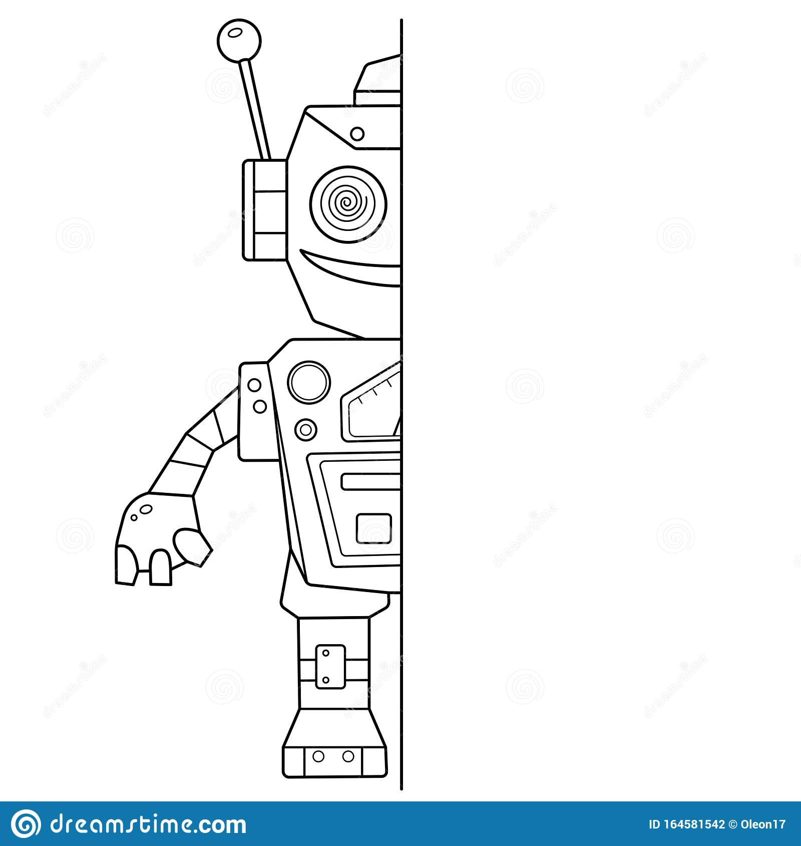 Spider Robot Coloring Pages Debbiedoosbloggingandblabbing