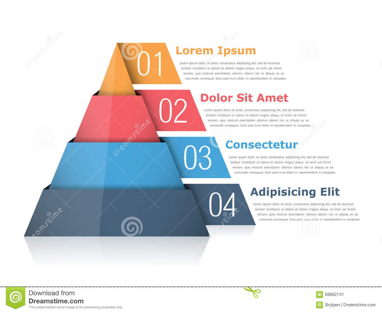 level 0 and 1 data flow diagram scosche line out converter wiring pyramid chart stock vector. image of graphic, background - 68662141