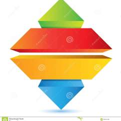Blank Pyramid Diagram 5 Signal Stat Wiring Christopherbathum Co