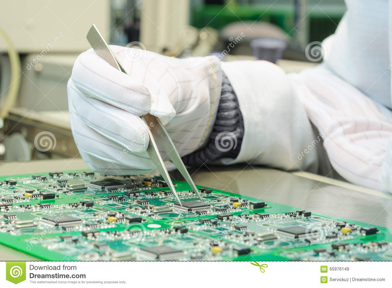 Dna Gene Switch Circuit Board Stock Photo Getty Images