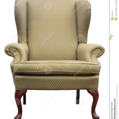 Queen Anne Style Chairs Revolving Cuddle Chair Wing Stock Image Of Design