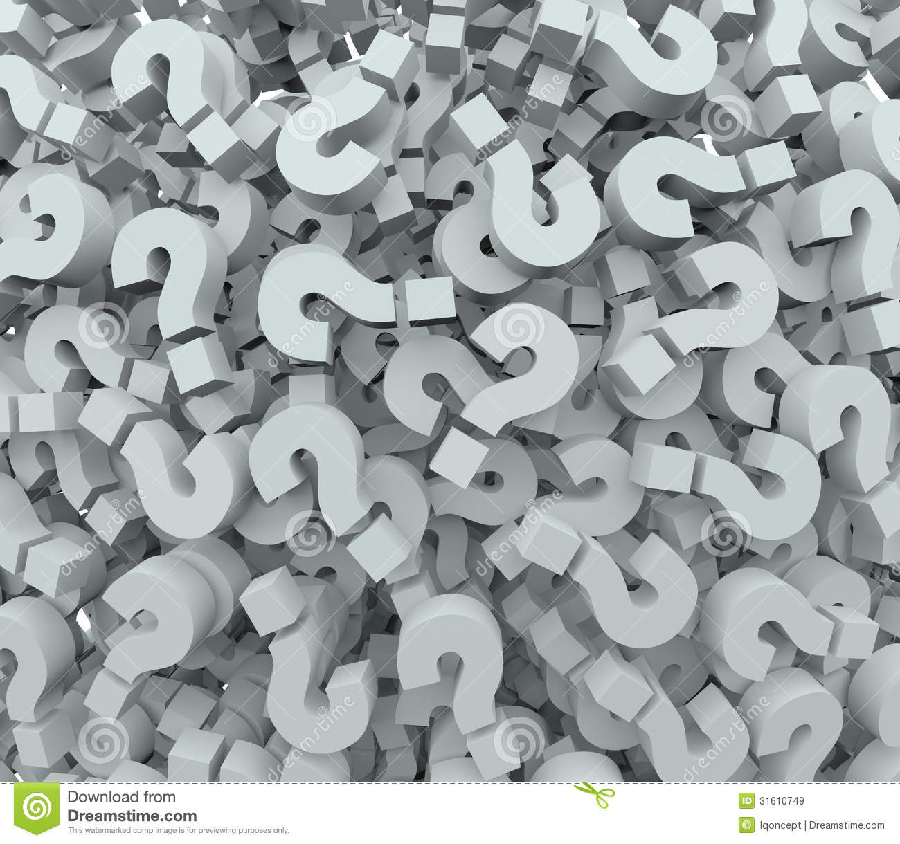 Question Mark Background Quiz Test Learning Imagination Royalty Free Stock Images