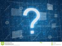 Question Mark Royalty Free Stock Image - Image: 34568326