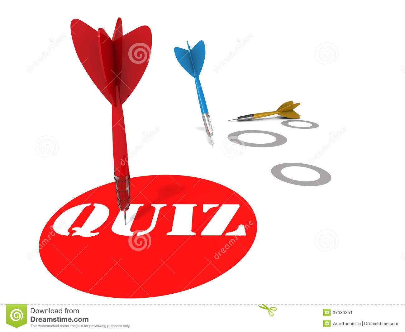 Quiz Stock Illustration Image Of Subject General Seek