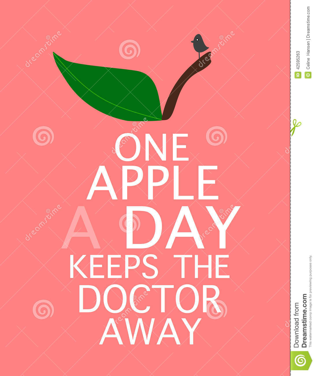 an apple a day keeps the doctor away The saying an apple a day keeps the doctor away probably gives you the impression that apples are the healthiest fruits this proverb was first mentioned more than.