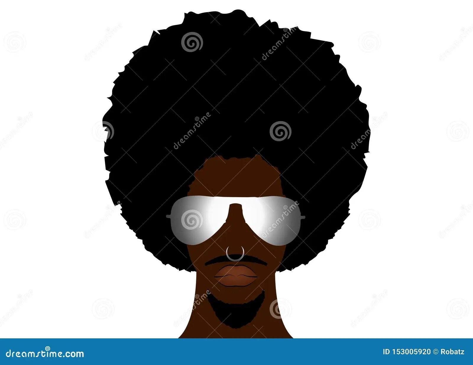 r tro coiffure de l homme en 1970 s