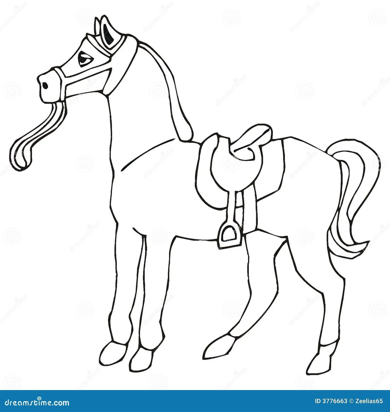 Racehorse Stock Illustrationer Vektorer Amp Clipart