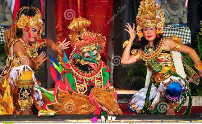 Ramayana Dance Editorial Photography Image 35184497