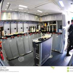Kitchen Cabinet Liner When Remodeling A Where To Start Rear Galley Of Boeing 787 Dreamliner At Singapore ...