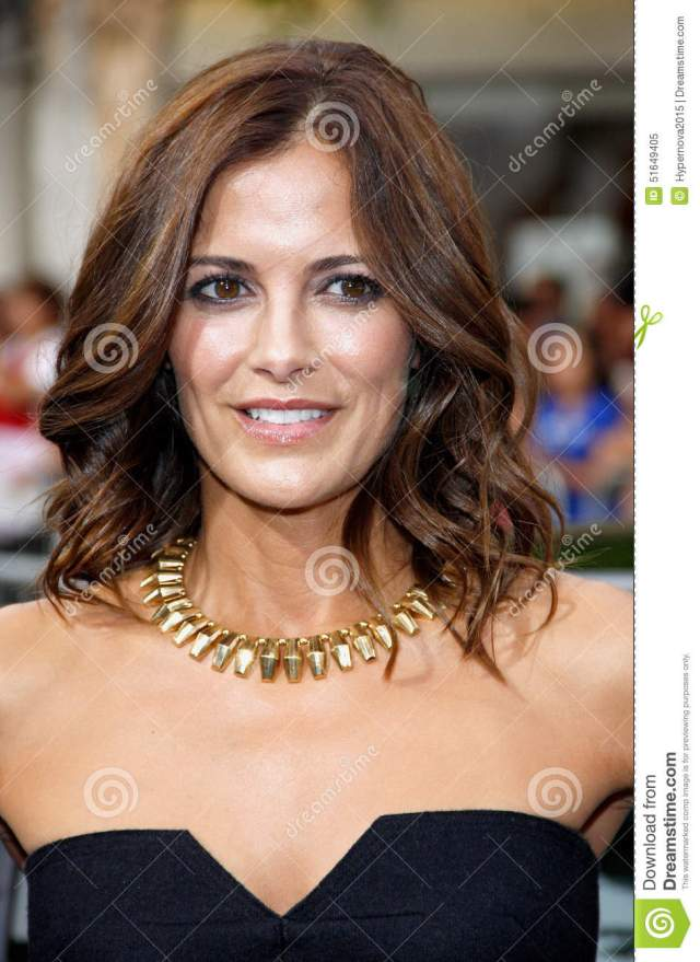 rebecca budig editorial image. image of hollywood, hairstyle