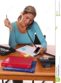 Receptionist Stock Photography - Image: 256932