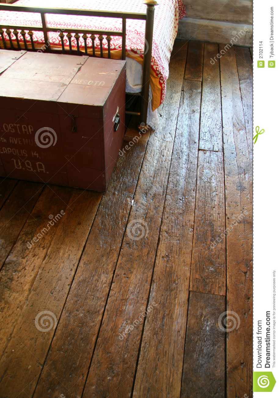 Reclaimed Wood Floors Stock Images  Image 2702114