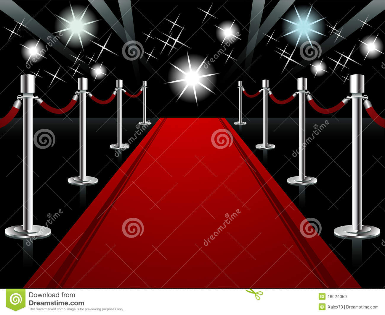 Roter Teppich Wallpaper Red Carpet Stock Vector Image Of Fence Entrance Light