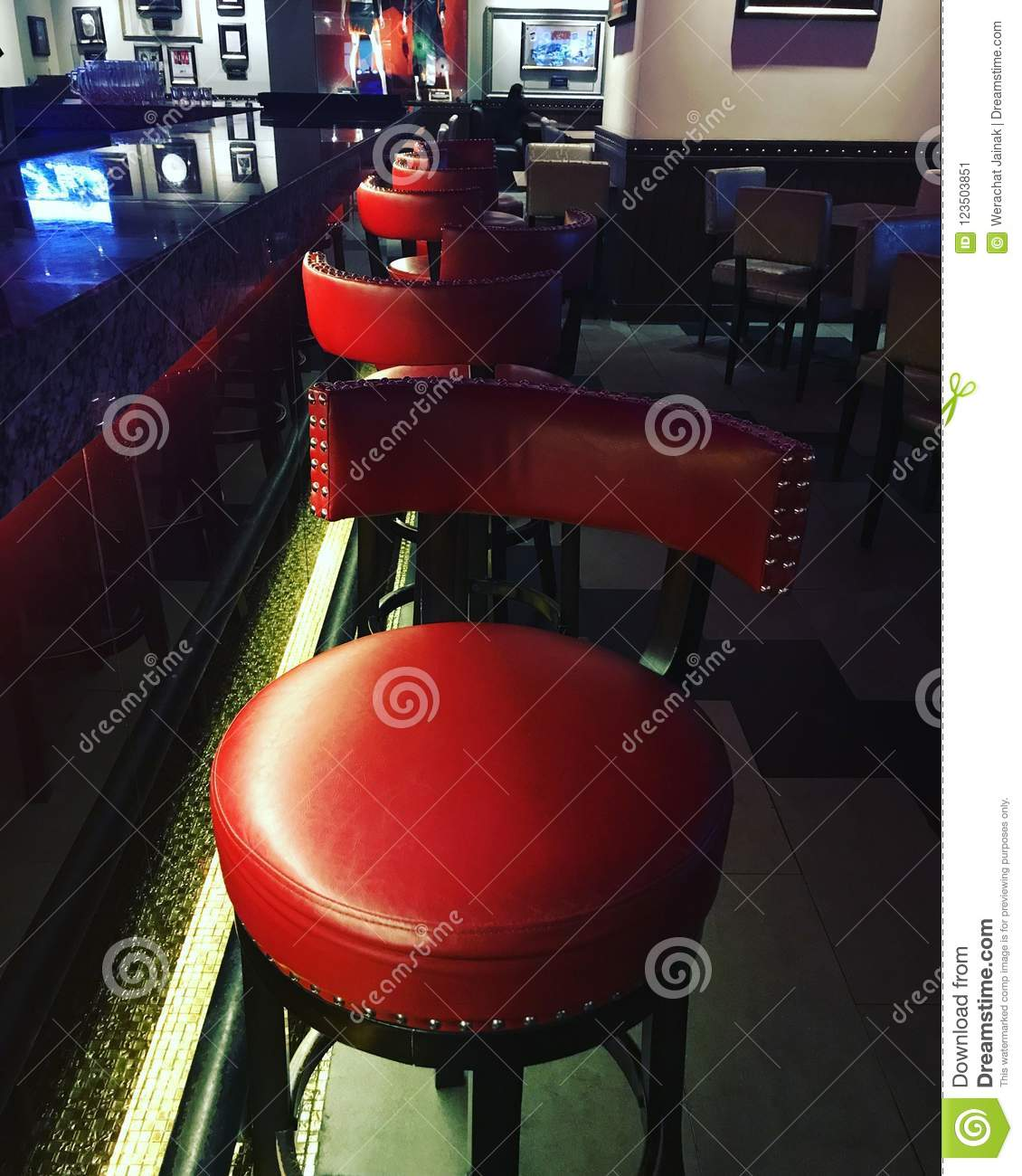 office chair yangon highwood adirondack red in the bar stock image of relaxation 123503851 myanmar