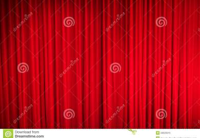 Red Curtain Light Stage Stock Photos Royalty Free Images