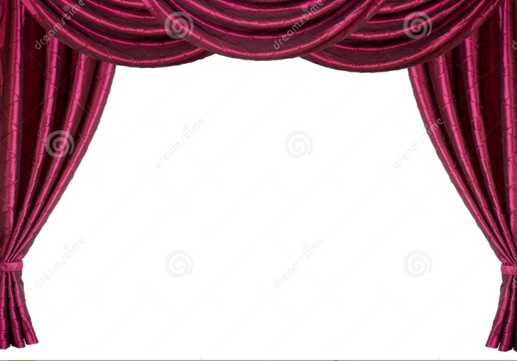 Stage Curtains Border