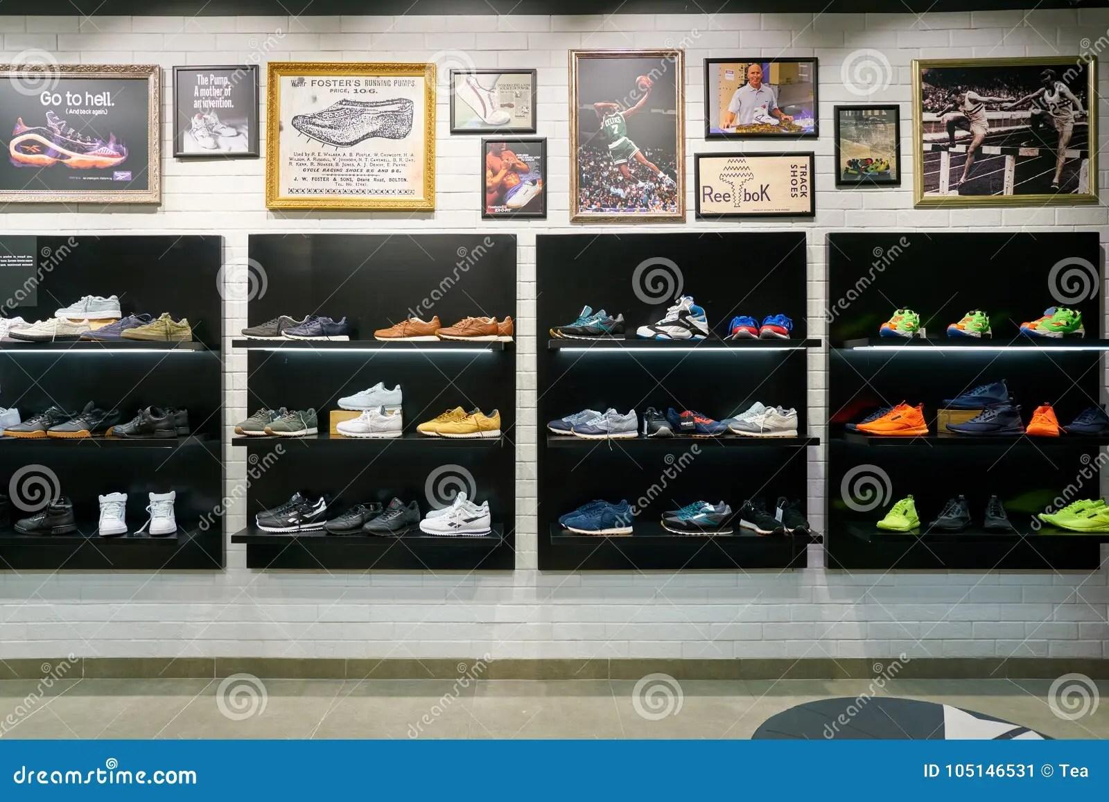 Reebok Classic editorial photo. Image of commerce. sportwear - 105146531