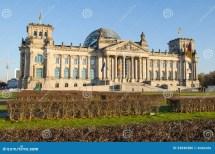 German Parliament Building Berlin