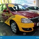 Renault Logan Dacia Editorial Photo Image Of Conceptcar 37456486
