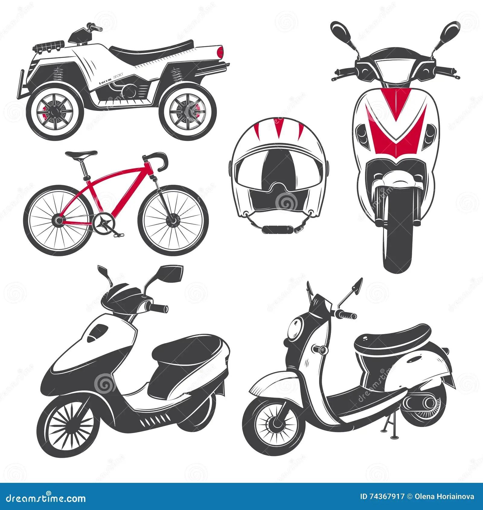 Moped Bike